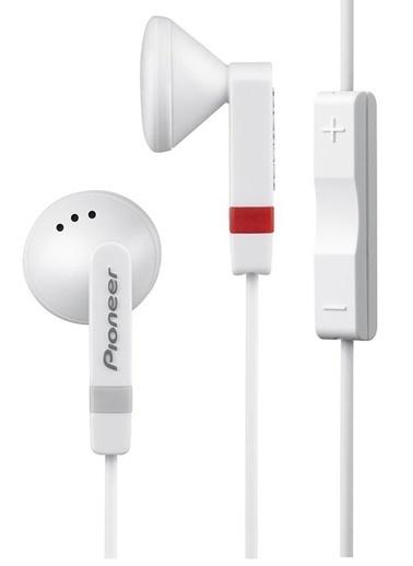 Pioneer SE-CE511I-W Kulakiçi Mikrofonlu Kulaklık Beyaz
